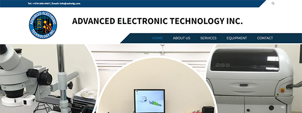 ADVANCED ELECTRONIC TECHNOLOGY INC.